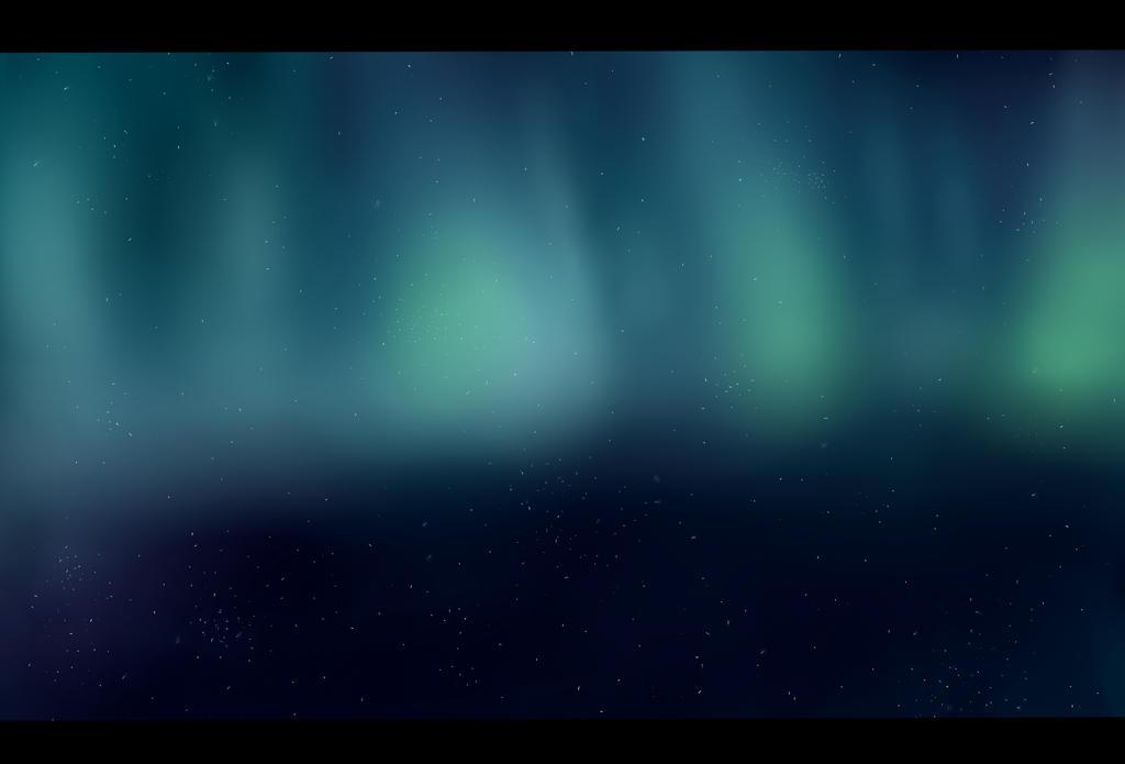Aurora Borealis by cynder150