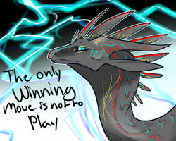 A Strange Game by Abyssal-Depths
