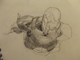 iron man by Alba-55
