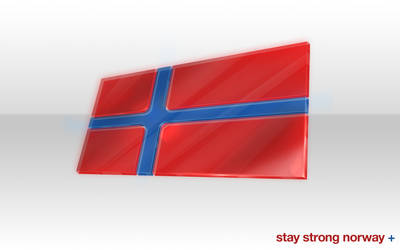 Stay strong Norway