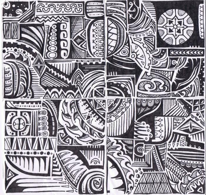 Maori Tattoo Designs Wallpaper: Polynesian Tribal By KarianaSan On DeviantArt