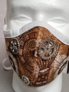 Medium Steampunk Mask