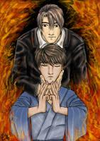 Mirage of Blaze Fanart by suihanki