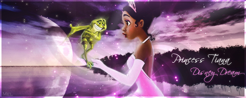 Princess Tiana by Shiny-Mel