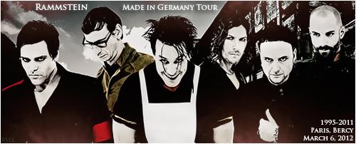 Rammstein by Shiny-Mel