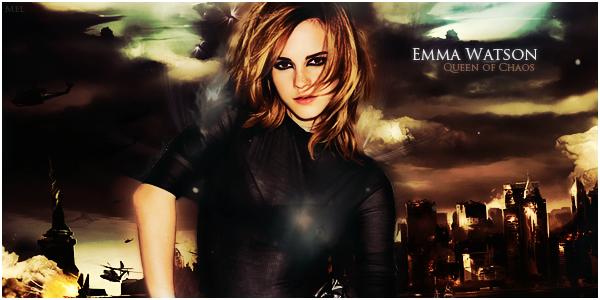 Emma Watson by Shiny-Mel