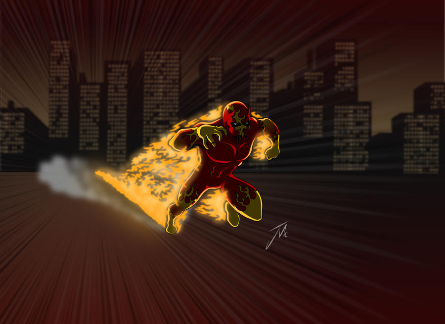 Flashfire by J-McArt on DeviantArt