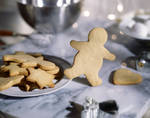 Gingerbread Man by katiewinslet