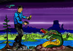 Mr. Spock by dgtrekker