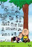 Peanuts Turns 60
