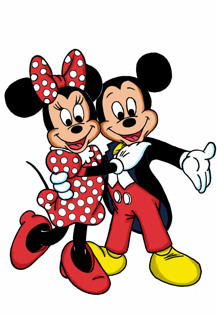 1000+ images about Mickey and Minnie on Pinterest   Mickey ...