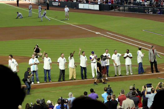 D-Backs 2001 Reunion