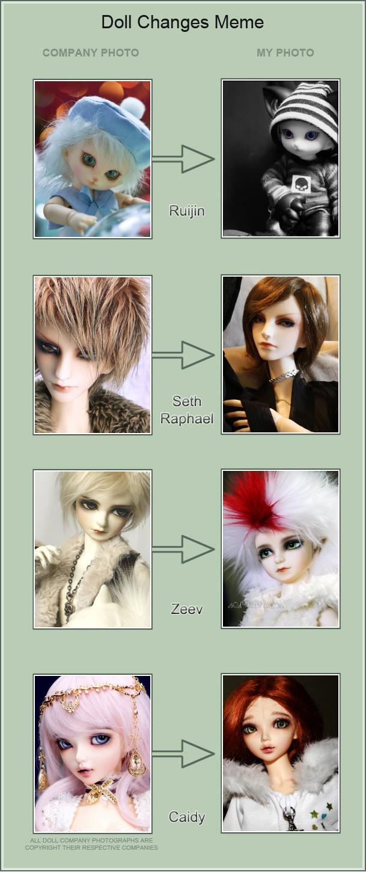 BJD Doll Change Meme by etchedglass