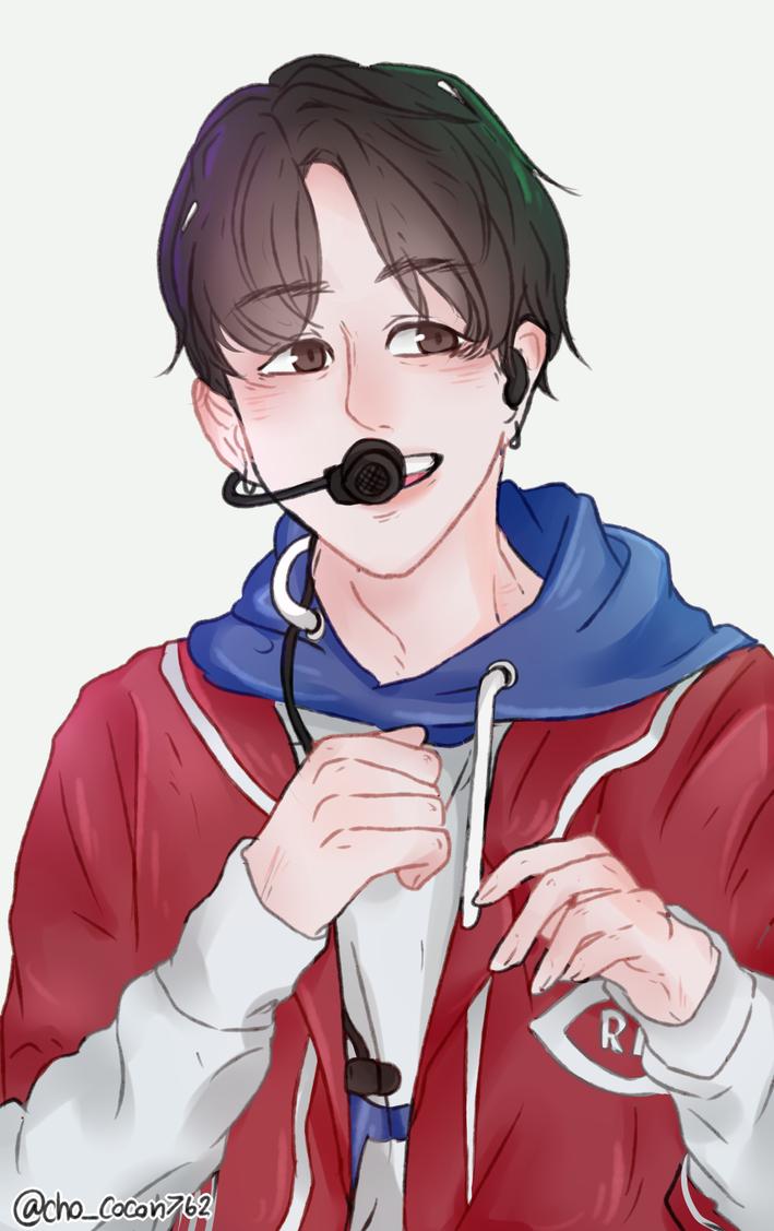Fan Art BTS Jungkook By Coconns On DeviantArt