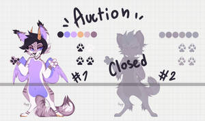 [OPEN 1/2] Auction Adoptable