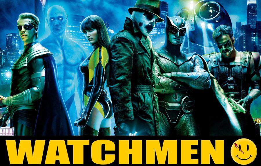 Watchmen Wallpaper By Zombieplaid On Deviantart