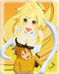 Get off me, Onee-san!