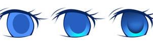 Eyes - Step by step
