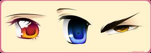 Anime Eyes 2