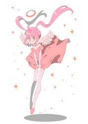 Little Angel by lEdogawa