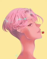 Cherry Boy by lEdogawa