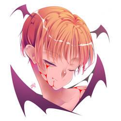 Vampire by lEdogawa