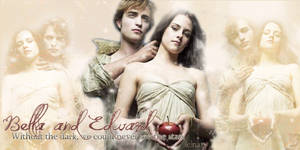 Bella and Edward by JacobIsMyLife