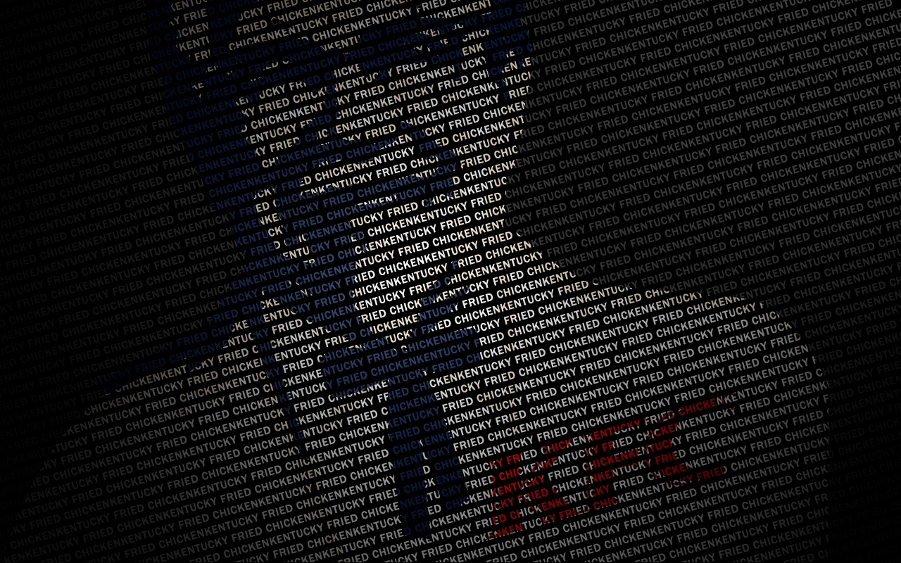 kfc background Kfc stands for 'kentucky fried chicken' and was started by a budding entrepreneur by the name harland sanders while the first franchise was started way back in 1952.