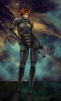 Shepard by loki-lou