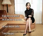 Emilia Clarke Hypnotized