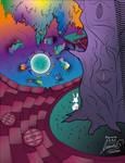 Dreamworld realm by MarianoGoldheart