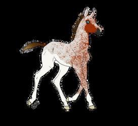 WBS The Gargoyle Foal