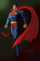Superman by magnum703
