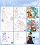 Switch Around Meme:Vocaloid Edition by Flamingo-sama