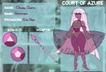 [Court Of Azure] Orchid Quartz