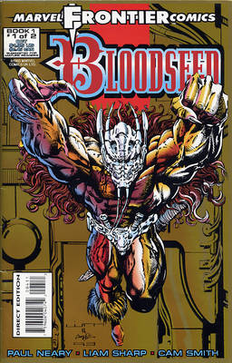 BLOODSEED cover