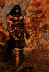 Another Conan by LiamSharp