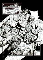Savage Hulk Dragon by LiamSharp