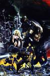 Death's Head II Xmen poster