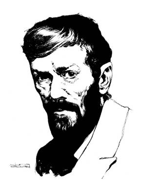 Portrait of DHLawrence