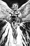 Hawkman sketch