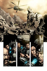 GoW page colors