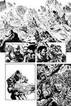 Gears of War page issue 3