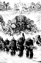 Another GoW page from issue 3 by LiamSharp