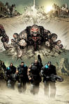 gears of War issue 3 13