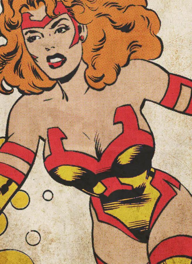 I'm No Super Woman by LiamSharp