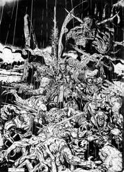 Knights of Pendragon '91 by LiamSharp