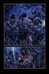 barbarian comic page 01 by LiamSharp