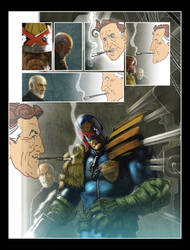 Yet another Judge Dredd page. by LiamSharp
