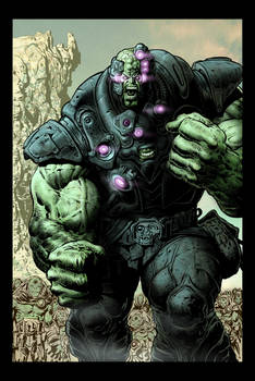Hulk Leader